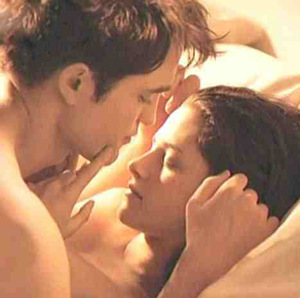 Teaser Steamy Pics Of Breaking Dawn Honeymoon Scenes Released!