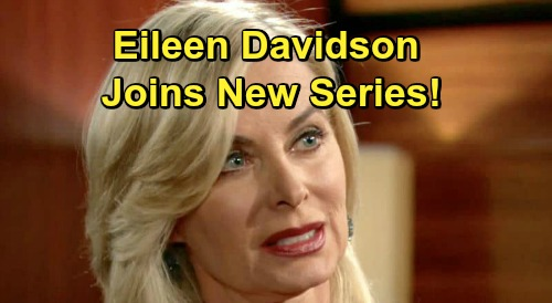 The Young and the Restless Spoilers: Eileen Davidson's Exciting New Role – Big New Series in the Works