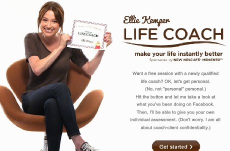 The Office Star Ellie Kemper Dishes Life-Changing Advice for Nescafe Memento Cafe Beverages