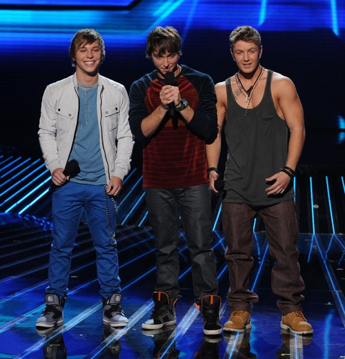 "Emblem3 The X Factor ""Secrets"" Video 11/21/12"