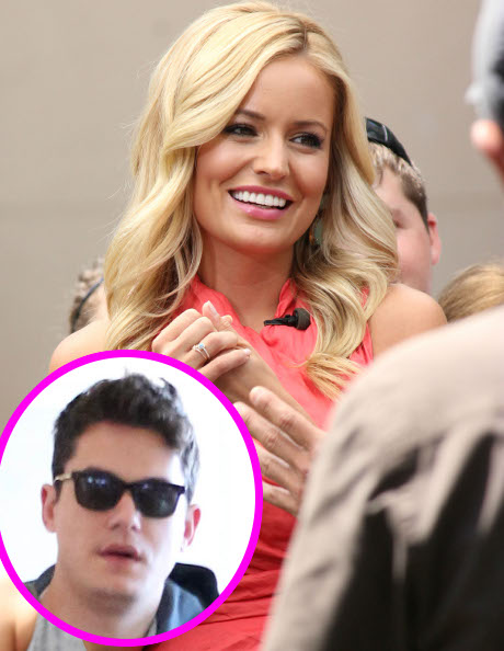 Emily Maynard and John Mayer Sexting -- Cheating on Katy Perry!