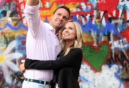 Report: Emily Maynard And Chris Harrison's Secret Romance!