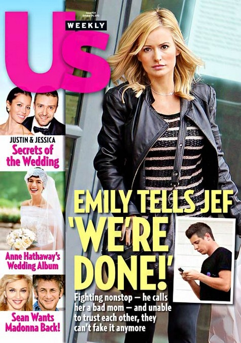 Emily Maynard Dumped Jef Holm Because She Was Miserable With Him