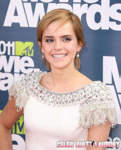 Emma Watson Having Romance Troubles--Vote On Who She Should Date!