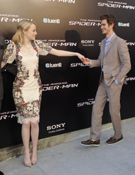 Emma Stone And Andrew Garfield Talking Marriage 0821