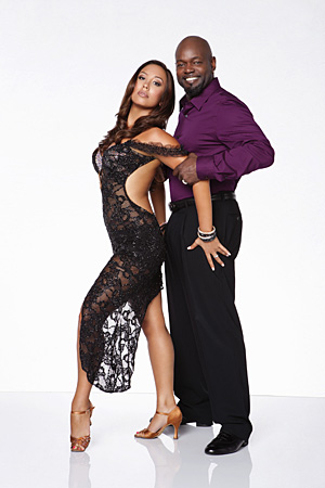 Emmitt Smith Dancing With The Stars All-Stars Cha-Cha-Cha Performance Video 9/24/12