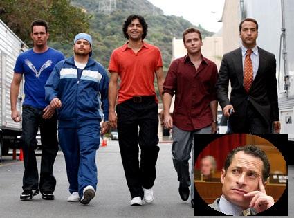 Entourage Wants Anthony Weiner & His Wiener!