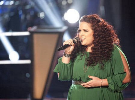 Erin Willett The Voice 'Song Name' Performance Video 4/30/12