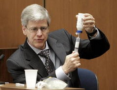 Did Expert Witness Defend Dr. Conrad Murray By Saying Propofol Is Safe?