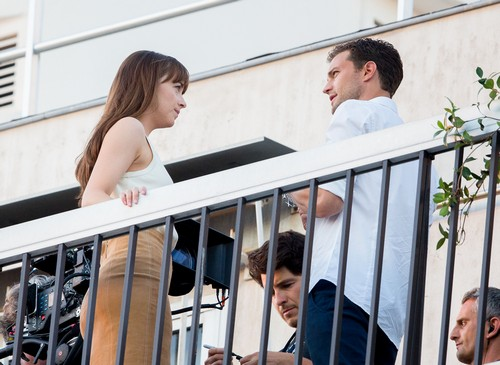 Jamie Dornan and Dakota Johnson Delighted: 'Fifty Shades Darker' Beats 'Fifty Shades of Grey' At The Box Office