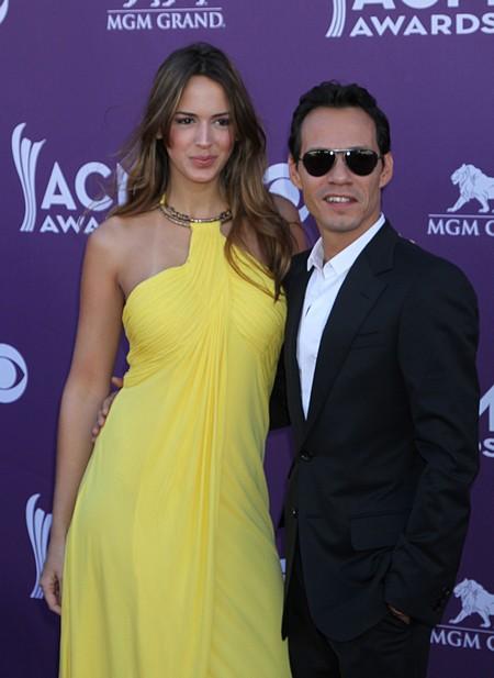 Marc Anthony Suspects Jennifer Lopez Cheated With Ojani Noa