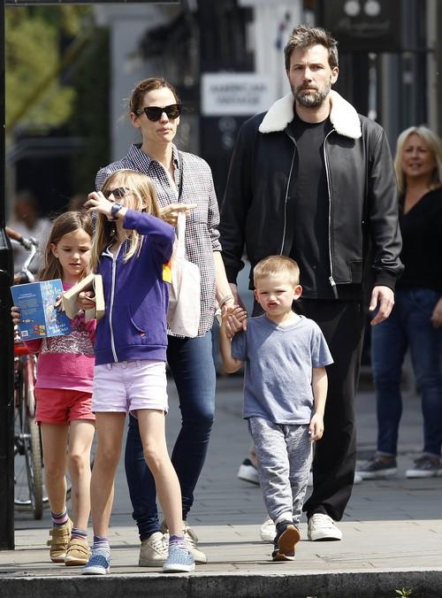 Jennifer Garner Cancels Divorce From Ben Affleck
