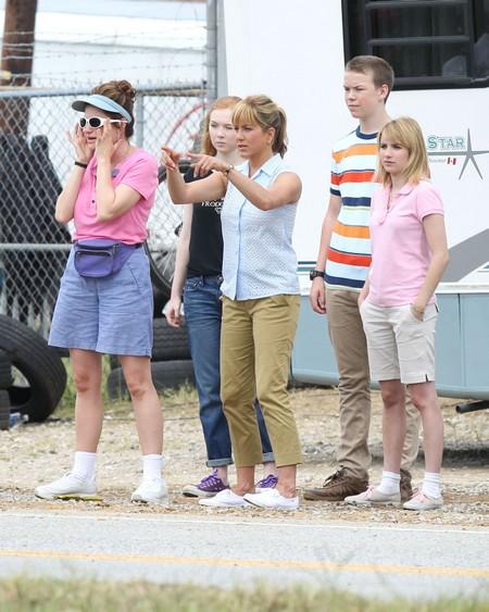 Jennifer Aniston Says No Way To Children
