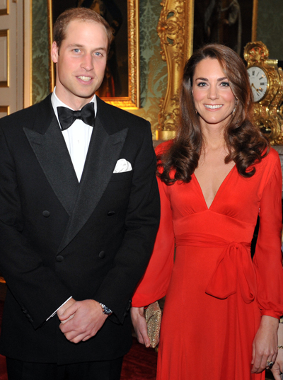 Duchess Kate Middleton Gives Her Husband Prince William A Fashion Makeover