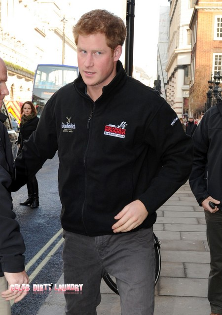 Prince Harry Desperately Looking For His Princess