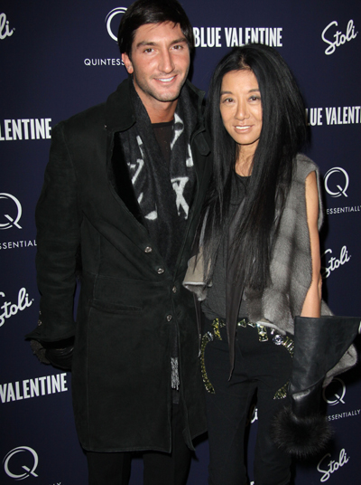 Does Recently Separated Vera Wang Already Have A New Boytoy Moving In With Her?