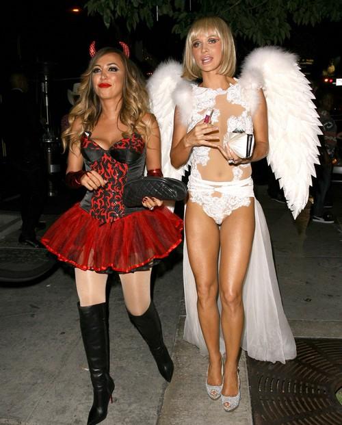 Nicole Scherzinger Halloween Costume.Halloween Party Costumes Heidi Klum Joanna Krupa Nicole