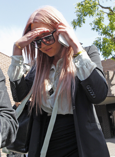 Amanda Bynes Goes Out Drinking Again After Her DUI Arrest