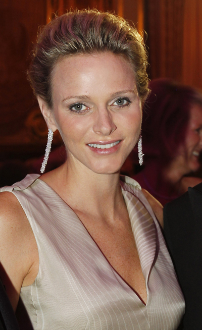 Princess Charlene Is Depressed At Not Being Able To Get