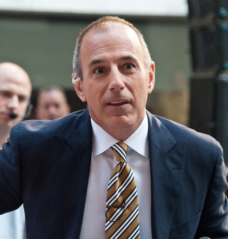 Matt Lauer's Wife Following  Him To The Olympics To Spy On Natalie Morales