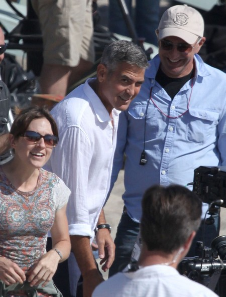 George Clooney And Brad Pitt Reunite With Jennifer Aniston?