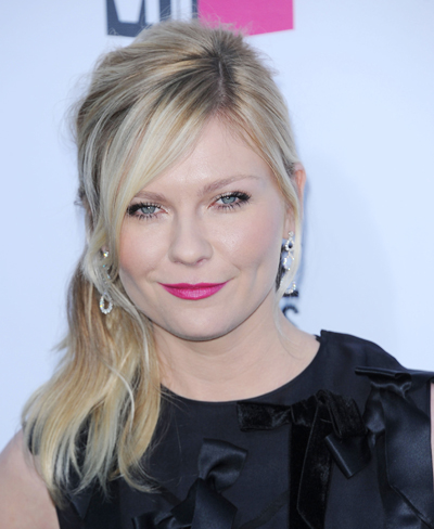 "Kirsten Dunst Is Crushing On John Mayer's ""Kissable Lips"""