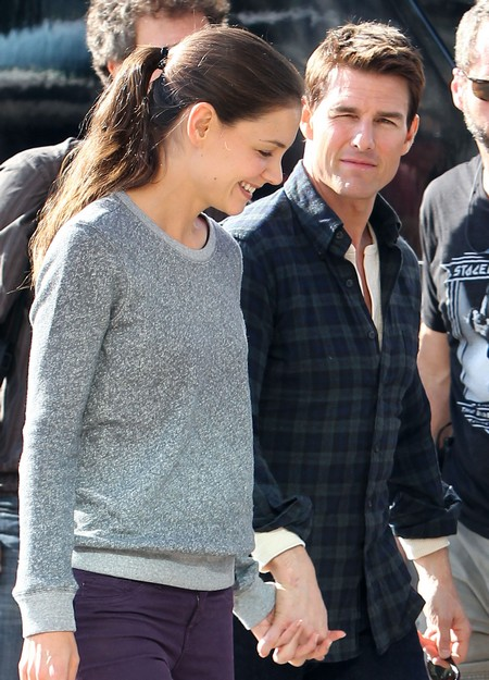 Divorce Is Katie Holmes Fault: Tom Cruise Didn't Change