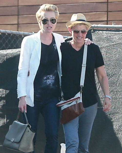 Ellen DeGeneres Divorce: Portia de Rossi Heartbroken Ellen Refuses to Adopt