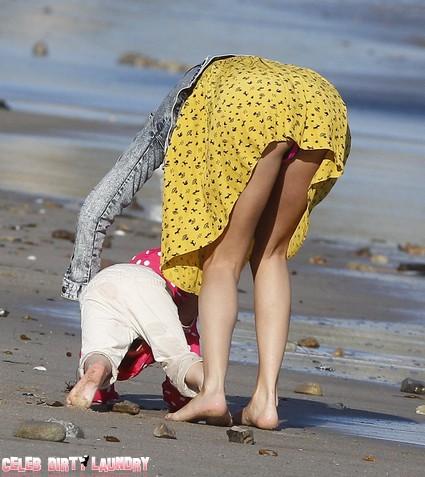 For that Selena gomez beach upskirt