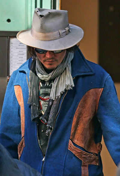 Did Johnny Depp Hook Up With Ashley Olsen?