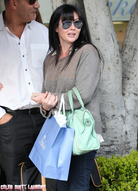 Shannen Doherty Is Coming Back To Television!