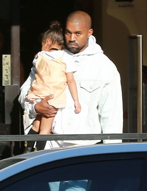 Kanye West Living Apart From Family, Kim Kardashian Celebrates Saint West's Birthday Quietly