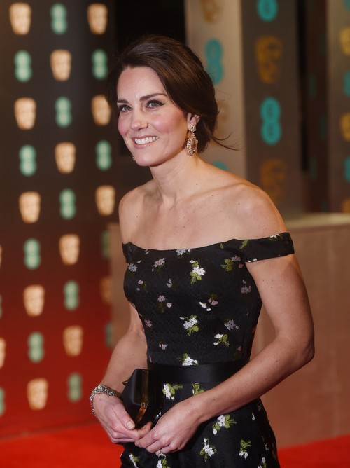 Kate Middleton Steals The Spotlight From Hollywood A-List At The BAFTA's
