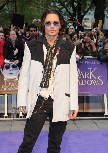 Next Movie For Johnnny Depp - Wes Anderson's New Project 'The Grand Budapest Hotel'