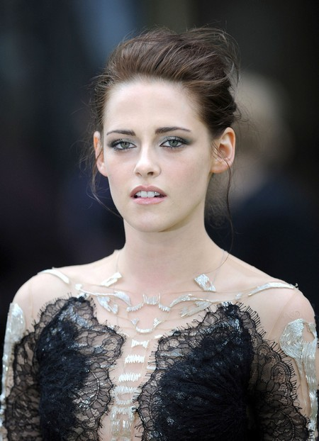 Kristen Stewart Feeling 'Fifty Shades of Grey' Ambition With Robert Pattinson