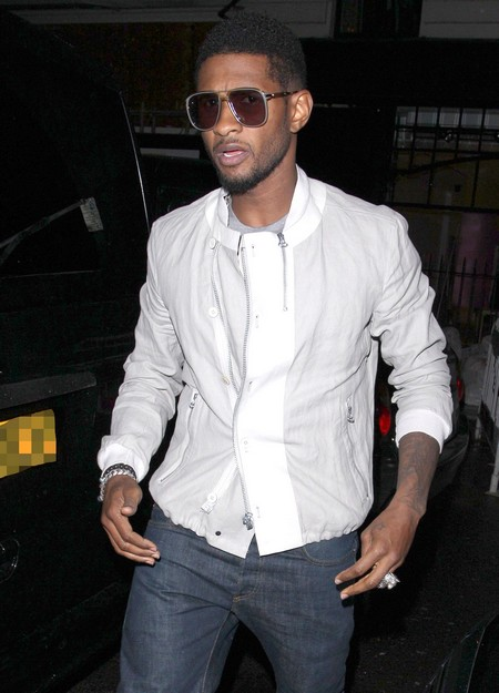 Usher Already Won An Oscar As Sugar Ray Leonard - In HIS Mind