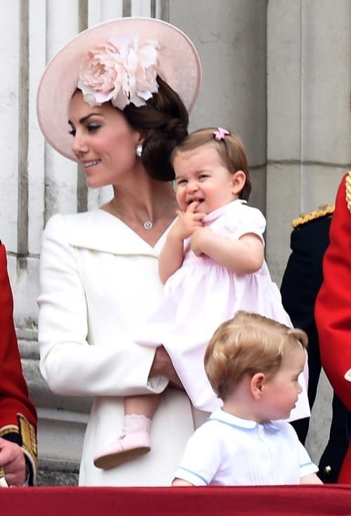 Kate Middleton Implies Princess Charlotte Is A Mischievous Little Devil?