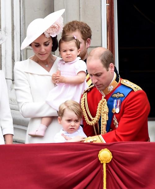 Kate Middleton Concerned Prince William Favors Daughter Princess Charlotte Over Prince George?