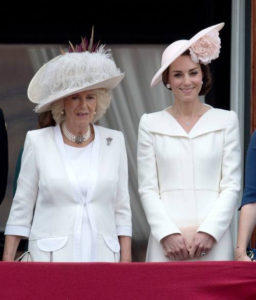 Camilla Parker-Bowles Needs to Hire Kate Middleton's Stylist and Fire Her Own