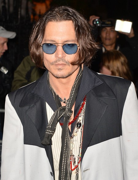Vanessa Paradis Heartbroken: Johnny Depp Making It With Bisexual Amber Heard
