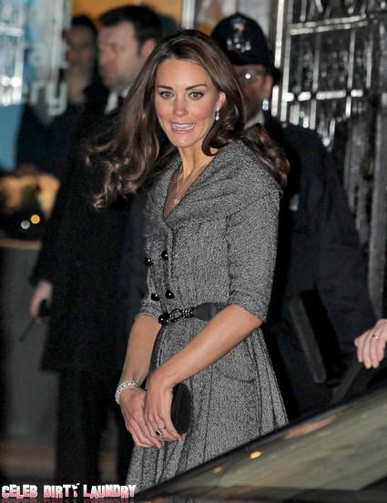 Kate Middleton Is All Alone For Valentine's Day