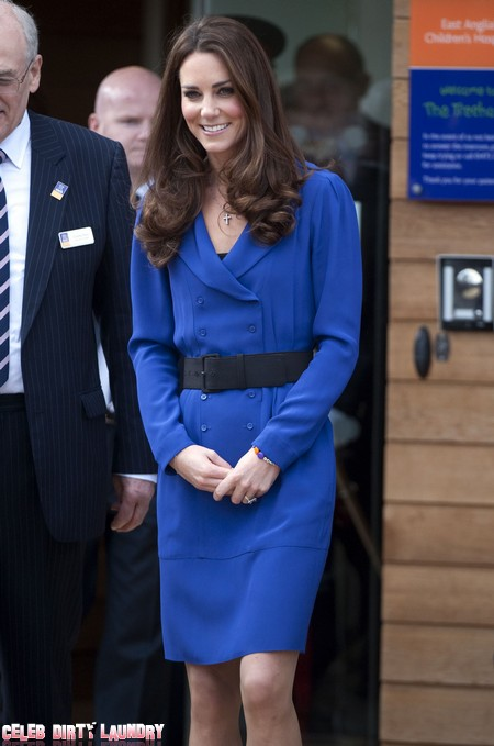 Kate Middleton Pregnant in Time for First Wedding Anniversary