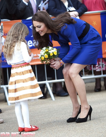 Kate Middleton Shows That She Is Ready For A Baby