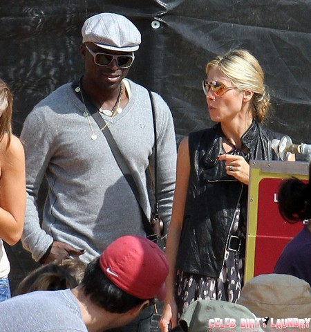 Heidi Klum and Seal Get Together For the Kid's Sake