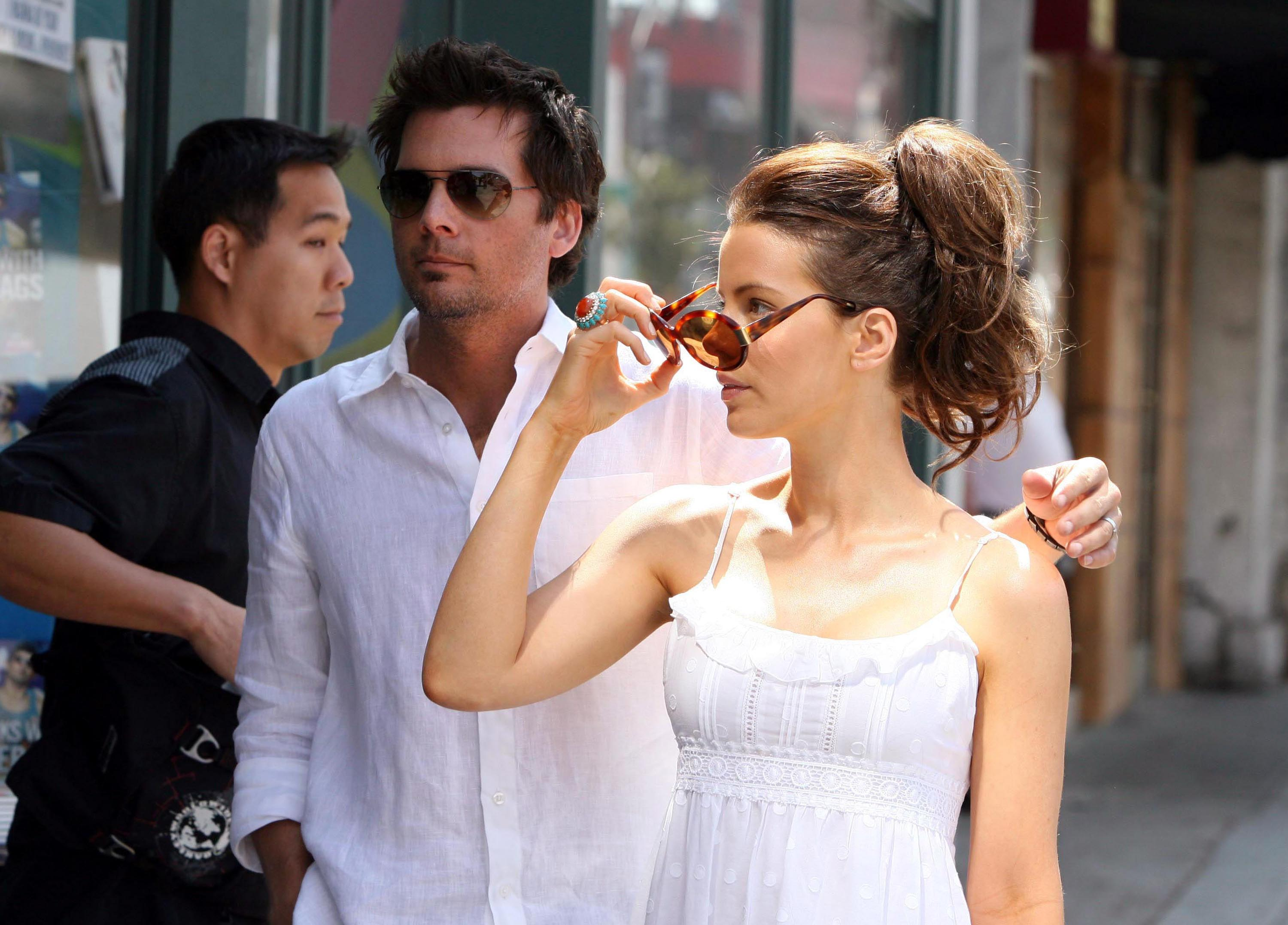 Kate Beckinsale's Husband Len Wiseman Files For Divorce Amid Cheating Allegations
