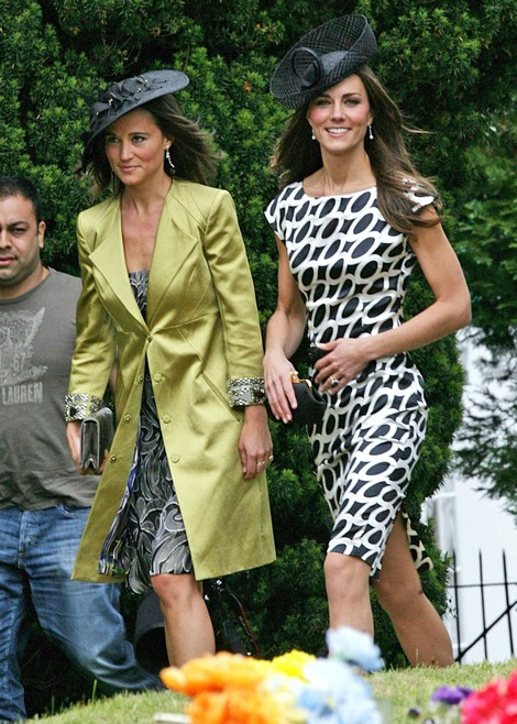 Kate Middleton and Pippa Middleton at War Over Prince Harry