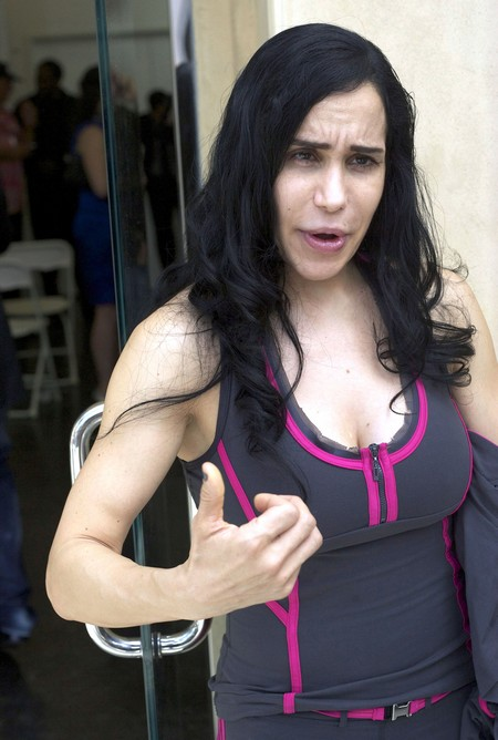 Octomom Nadya Suleman Moves From Pornography To Dance Music
