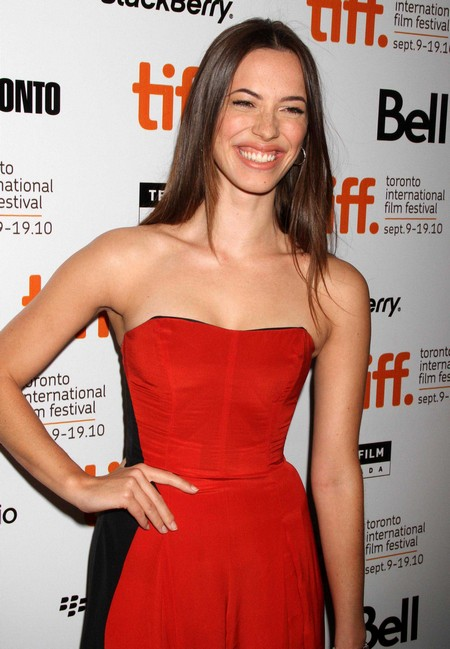 Rebecca Hall In Talks For Iron Man 3?