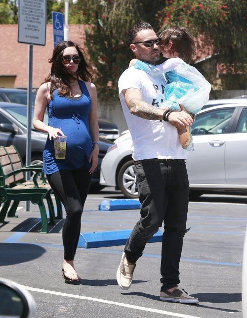 Megan Fox Calls Off Divorce with Brian Austin Green – Surprise Pregnancy Saves Marriage!