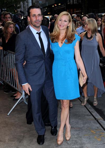 Is Jon Hamm Cheating On His Longtime Girlfriend Jennifer Westfeldt?